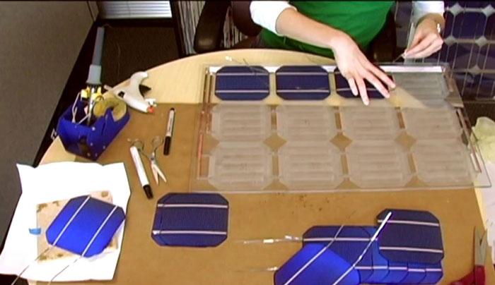 Build Your Solar Panel