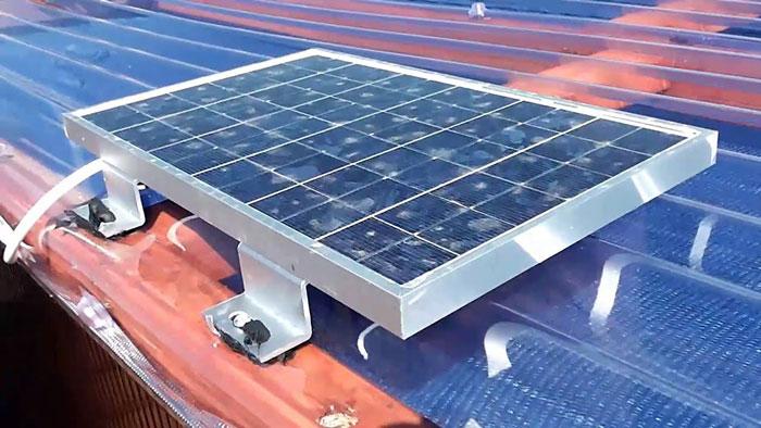 Easy Setup Solar Panels