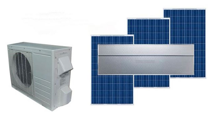 Solar Panels to Run the Air Conditioner