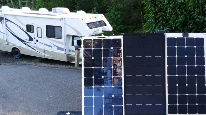 Solar Power For RV